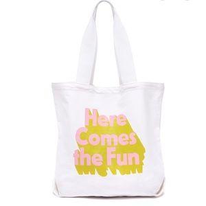 BANDO Here comes the fun tote/bag